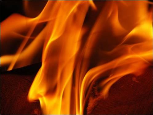 Feuerflamme