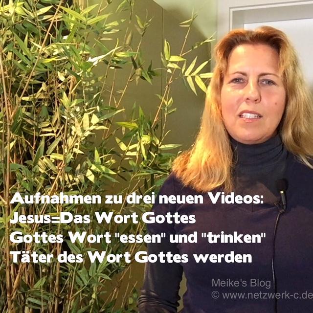 Videoaufnahmen_Wort Gottes