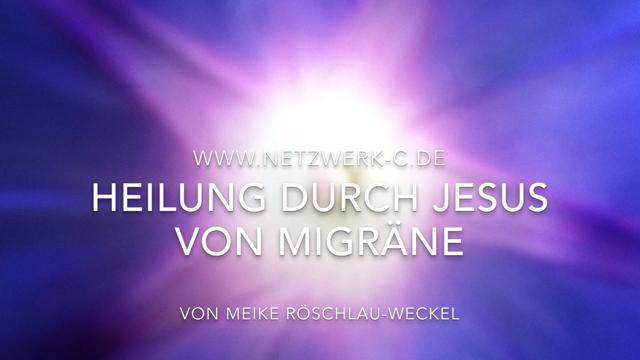 Heilung von Migräne