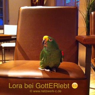 Lora bei GottERlebt
